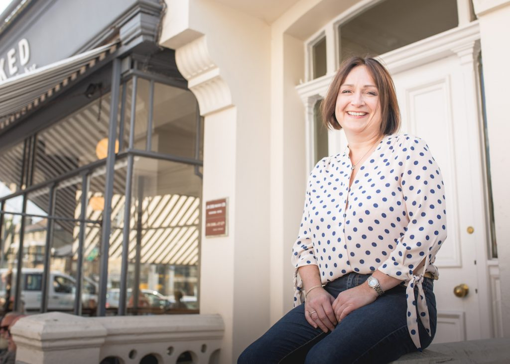 Alison Prangnell, the entrepreneur helping individuals unblock their potential