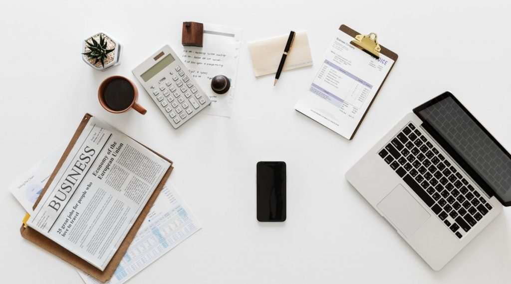 3 top tips to get started on small business accounting