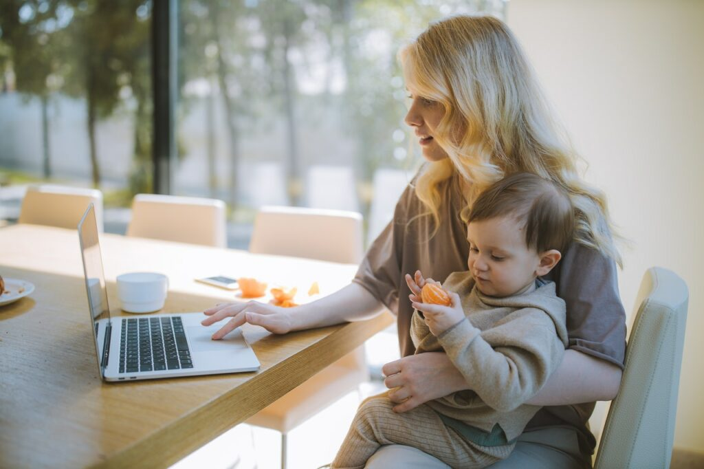 productivity tips for entrepreneurial parents header image by Anastasia Shuraeva on pexels