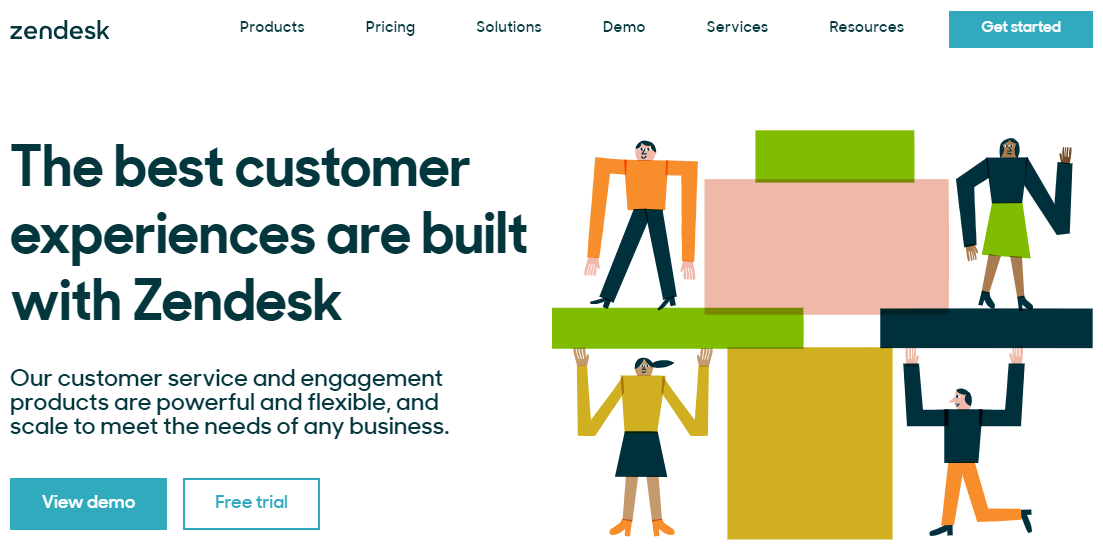 Small Business Software - Zendesk