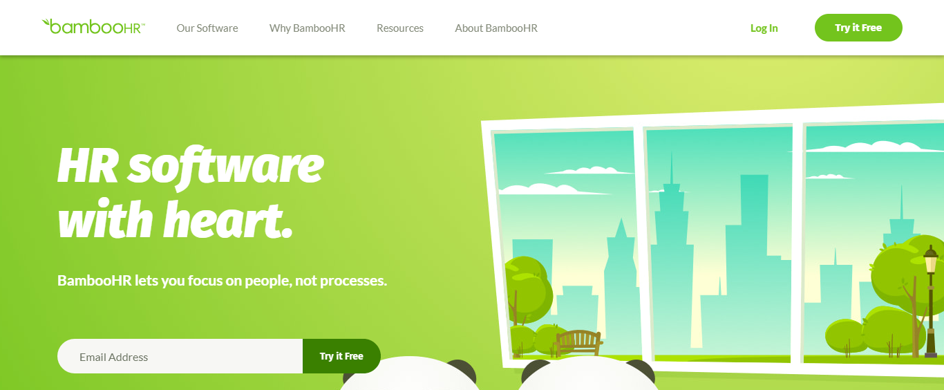 Small Business Software - Bamboo