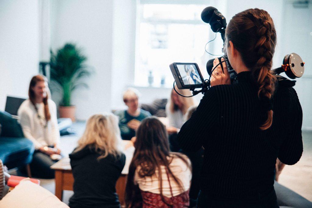 Video Marketing header image by vanilla bear films