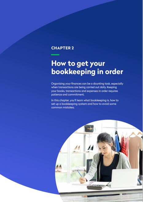 Small Business Accounting Guide Chapter 2 preview