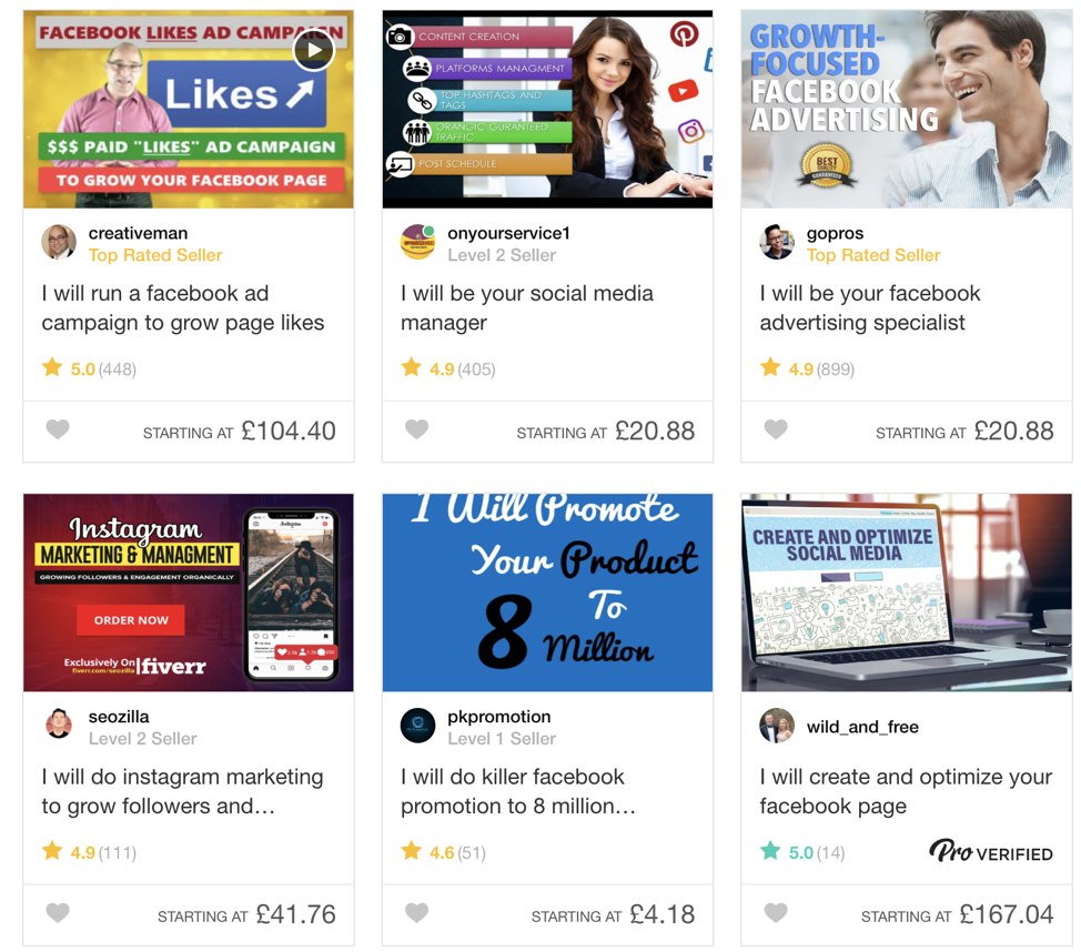 How to Get Clients - Fiverr Gigs