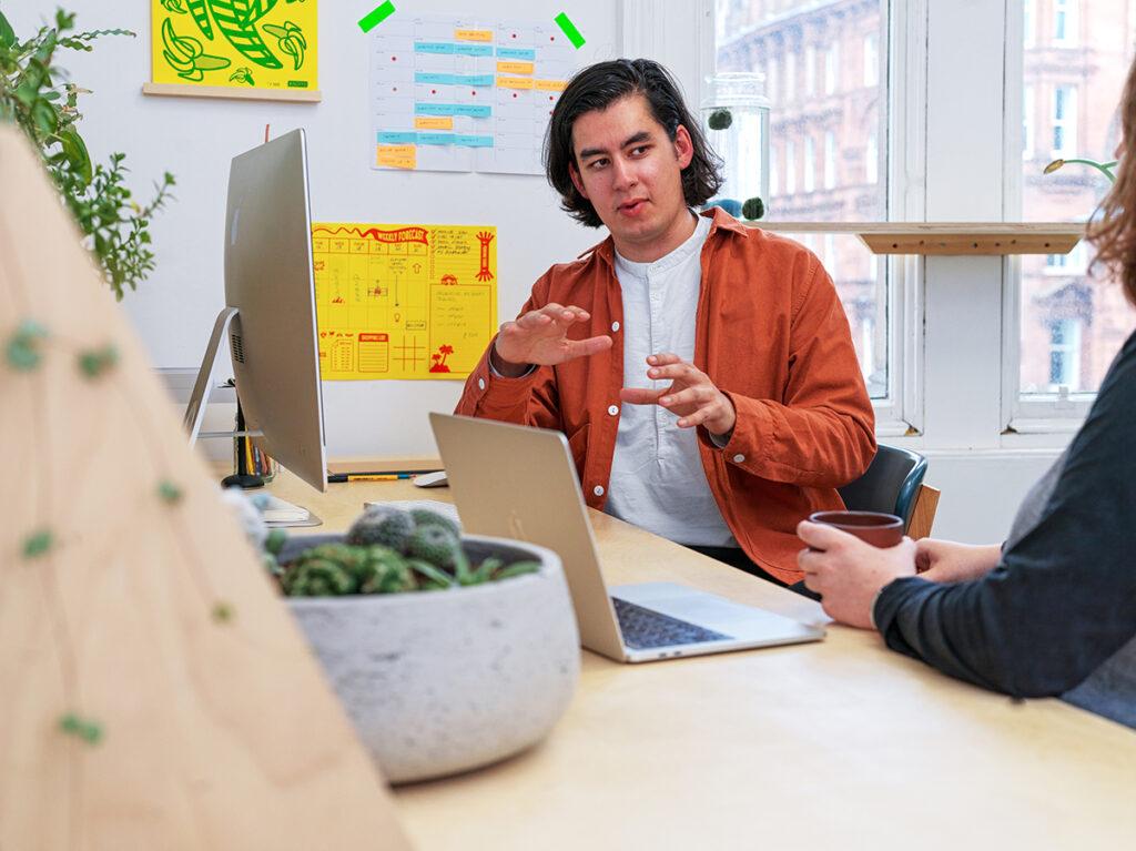 Santini Basra, the design strategist anticipating the future