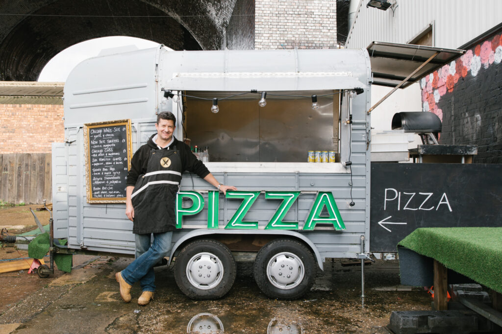 The Wedding Pizza Company, a marriage made in food-truck heaven