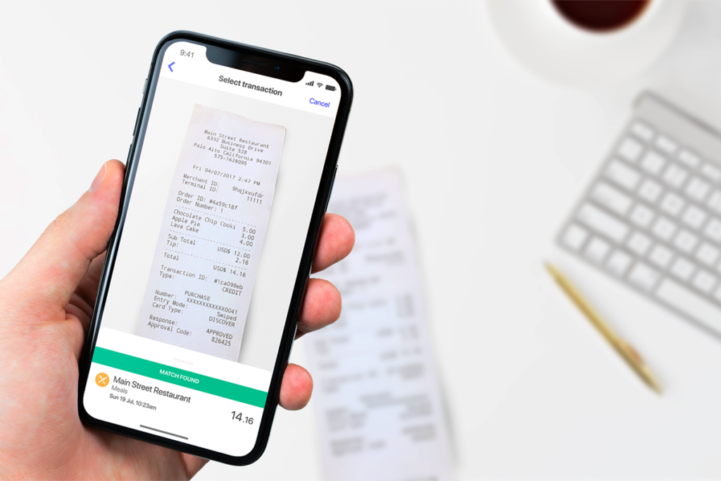 Receipt Importer: your weekly expenses done in seconds