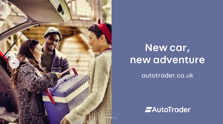 Autotrader's new tone of voice