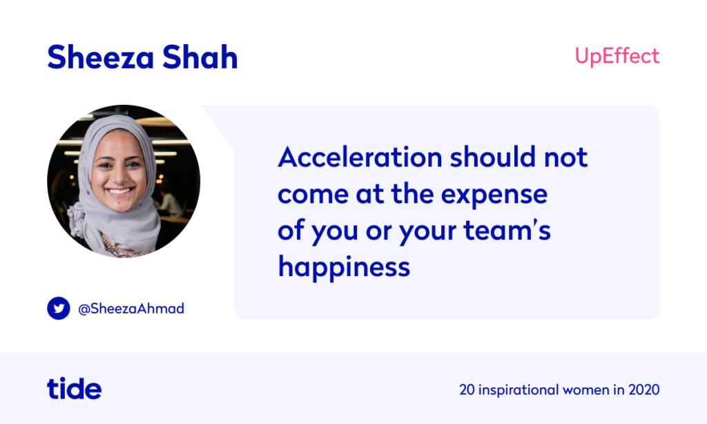 Sheeza Shah quote