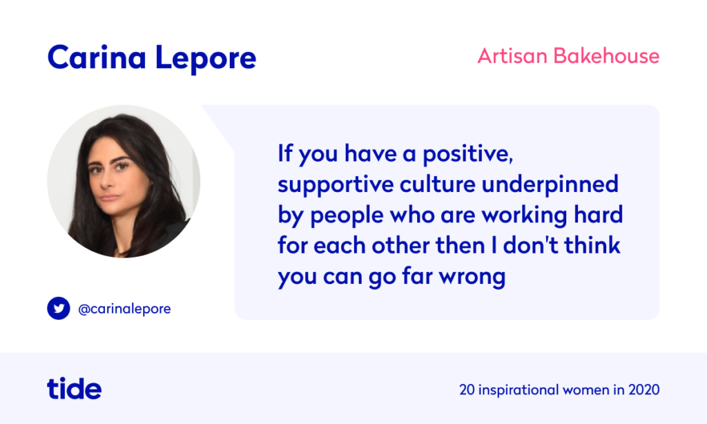 Carina Lepore quote