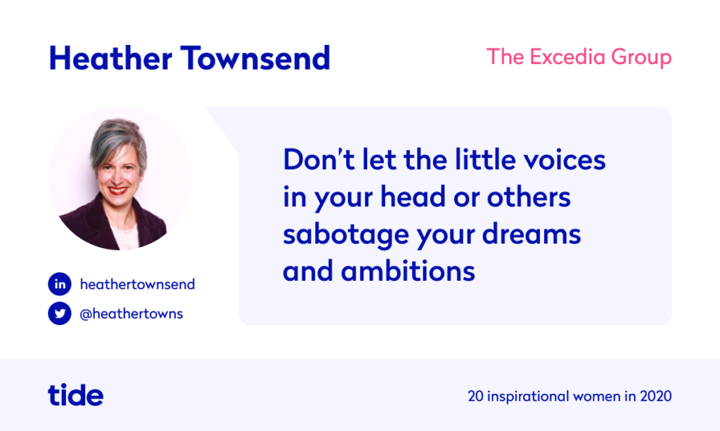 Heather Townsend quote