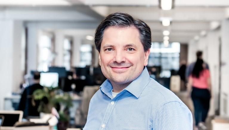 Oliver Prill, Tide CEO