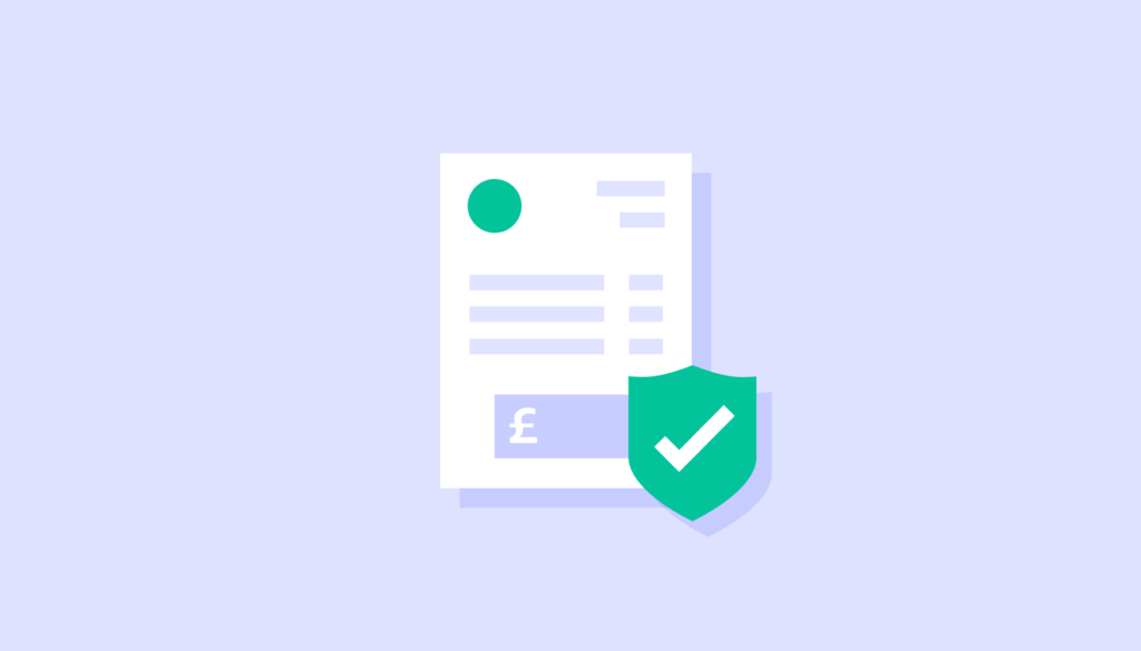 Invoice protection