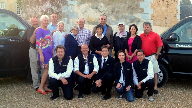 The Dettaglio team at Le Mans