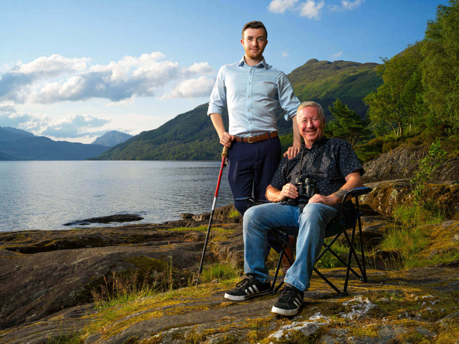 Lindsays Highland Tours, with Tide since 2019
