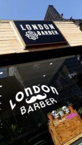 London Barber, Well Street, Hackney