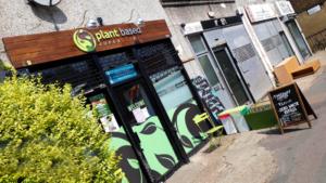Plant-based Supermarket, Hackney, London