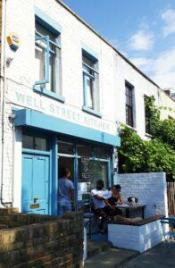 Well Street Kitchen, Hackney
