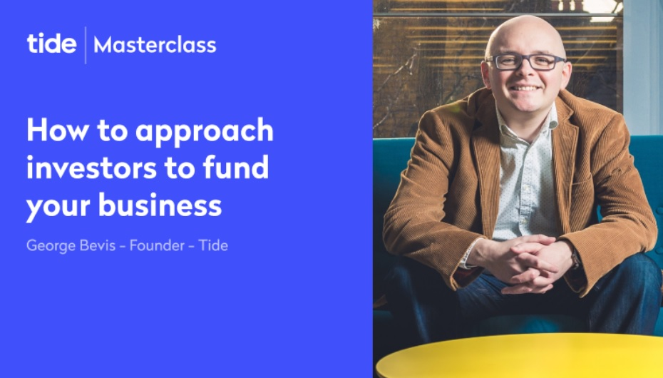 Masterclass - How to approach investors