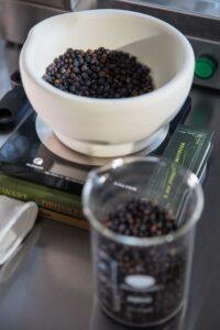 Ingredients at Gaslight Distillery. Photo by Rupert Mason