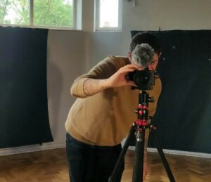 Gutterspace filming