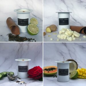 ATLAS + OPHIR candles for sale