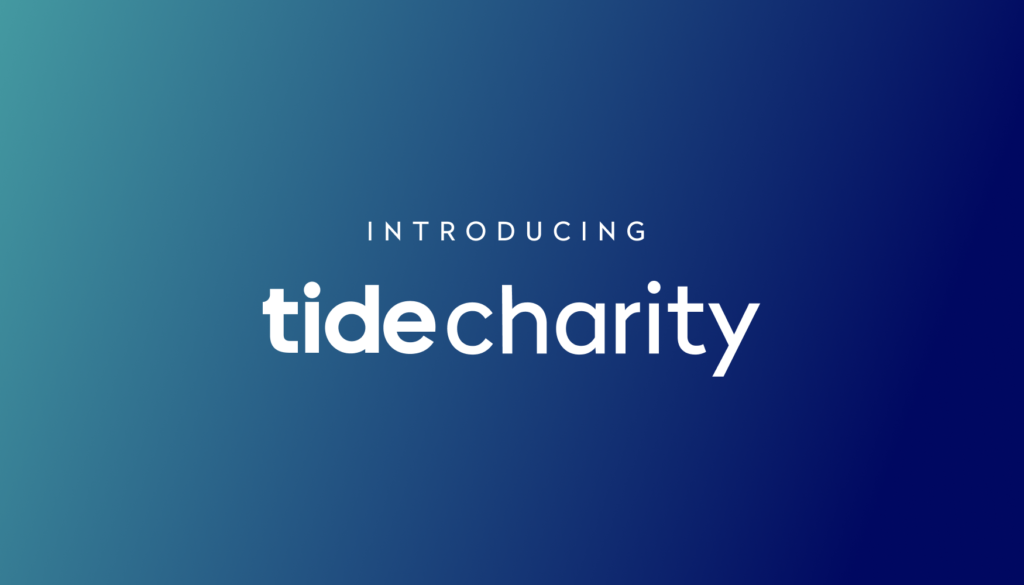 Introducing Tide Charity