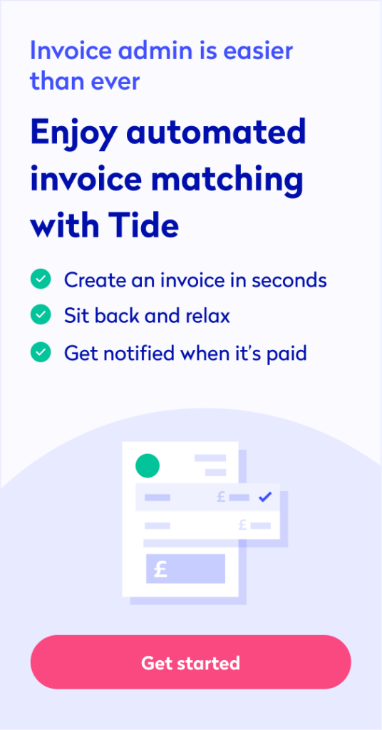 Small Banner V2 Mobile Invoice Matching