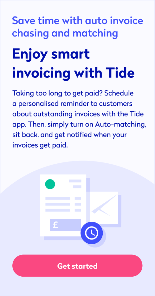 Large Banner V1 Mobile Invoice chasing and Matching