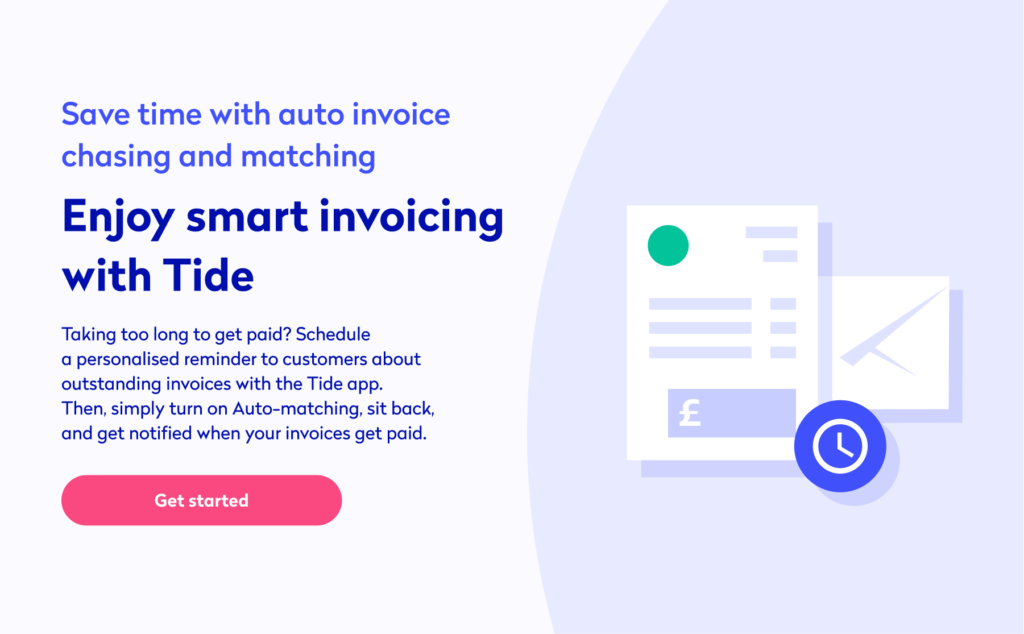 Large Banner V1 Invoice chasing and Matching