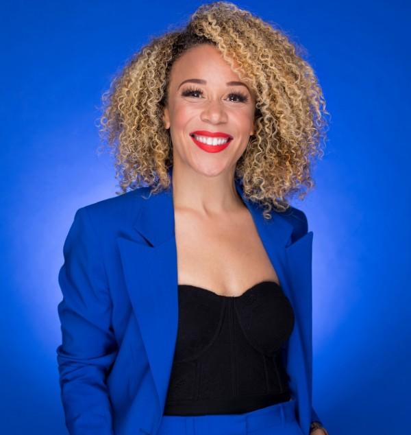 Ria Hebden, broadcaster