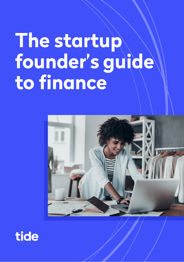 Business Finance ebook cover