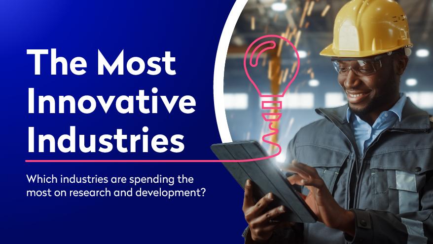 Most innovative industries header
